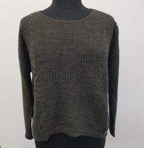 Eileen Fisher Alpaca/merino wool sweater